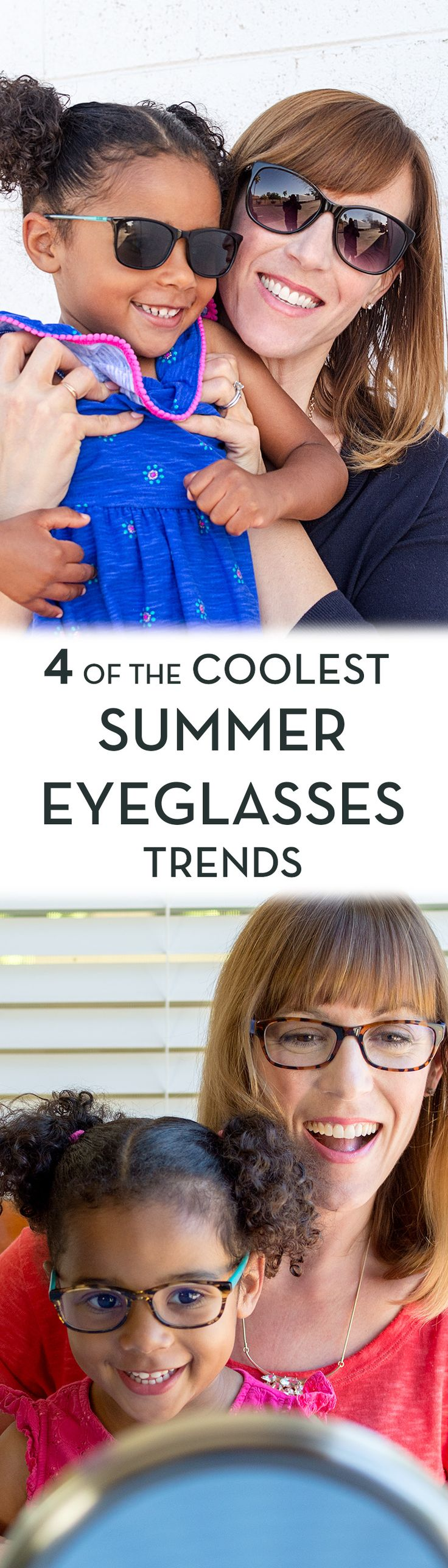 Stacey explains four summer glasses trends to try. She also talks about how she needs to finally buy glasses for her near sightedness. [ad] @vwks