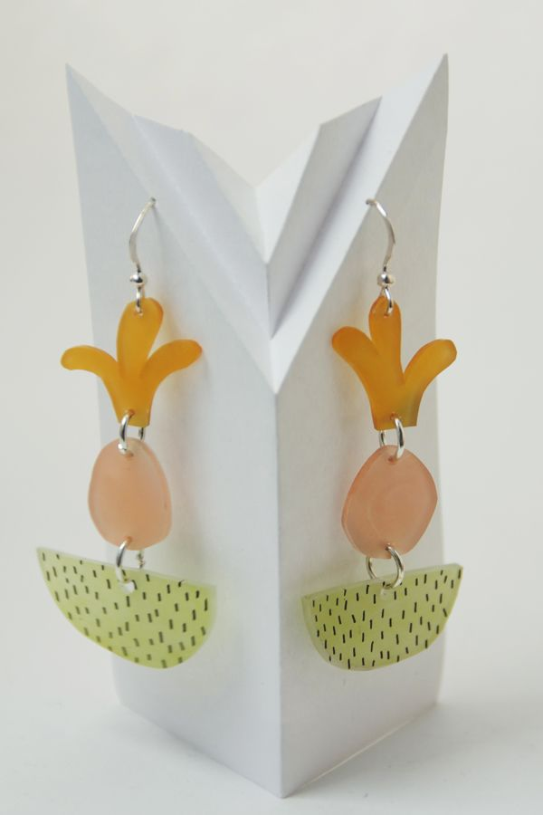 Handmade jewelry on Behance
