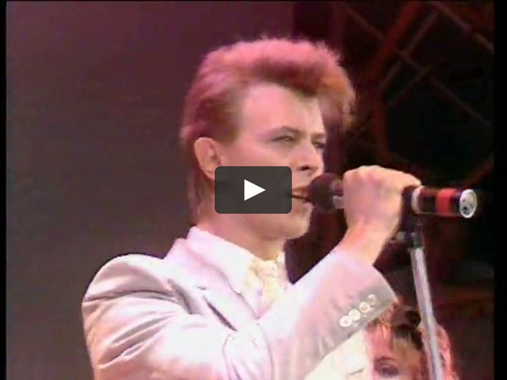 """This is """"Live Aid 1985 David Bowie"""" by Stephen Stachini on Vimeo, the home for high quality videos and the people who love them."""