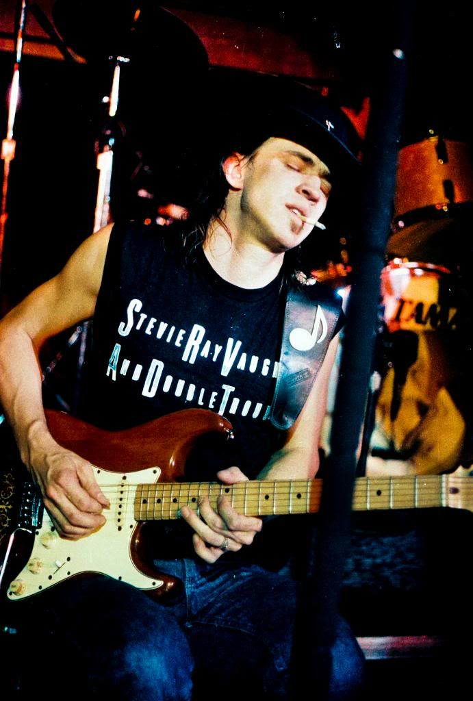 how to play stevie ray vaughan