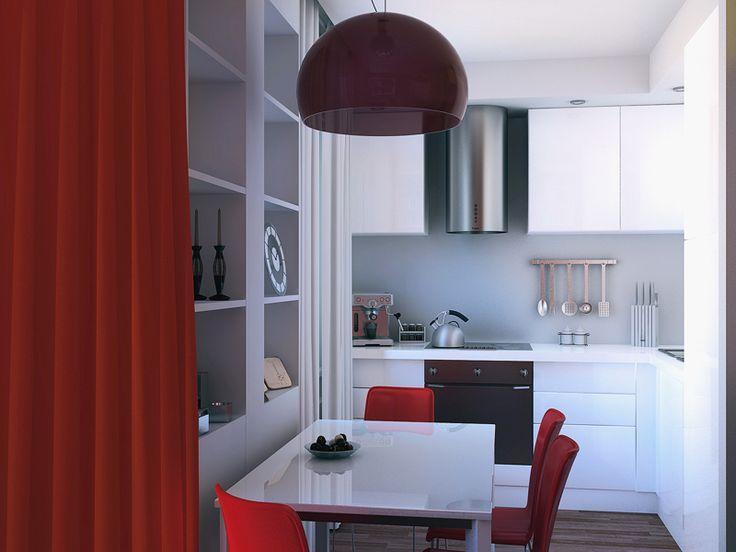 45 sqm apartment 1