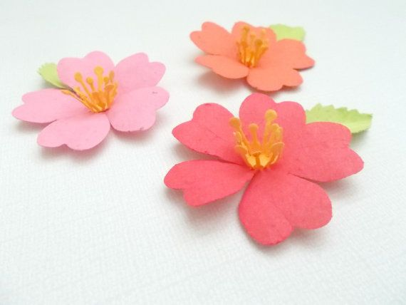50 Tropical Hibiscus Flowers - Plantable Paper Embedded with Flower Seeds - Plant and Grow!