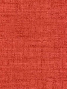chili pepper red faux grasscloth