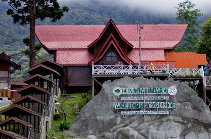 Full-Day Kinabalu Park and Poring Hot Spring This park is a UNESCO World Heritage site with incredible mega bio-diversity of flora and fauna, a heaven for nature enthusiasts.On arrival, enjoy a guided nature trek along one of the many trails in the park before proceeding to the beautiful Poring Hot Springs which offers visitors the opportunity for an invigorating dip into its hot sulfur springs. For a closer look at nature, take the 41m high canopy walk which offers a spectacu...