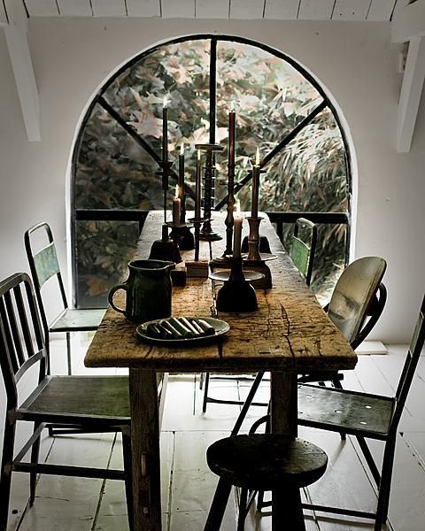 23 Best Images About Dining Room Black White Missoni: 10 Best Images About Long Narrow Dining Table Ideas On