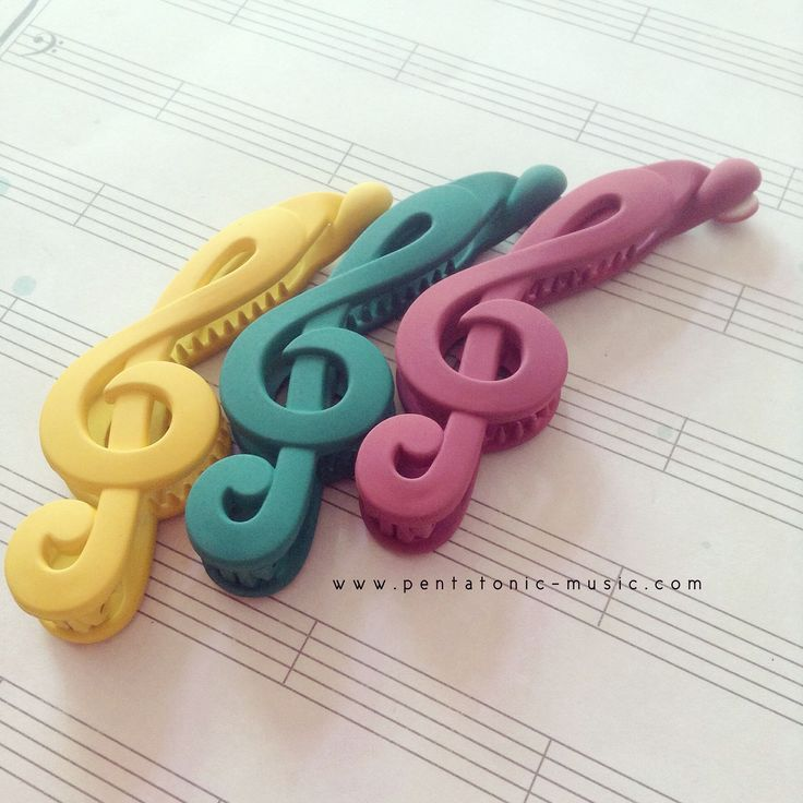 Treble Hair Accessories. Price : 38.000 idr / pc. Follow instagram : pentatonicmusic or website http://pentatonic-music.com
