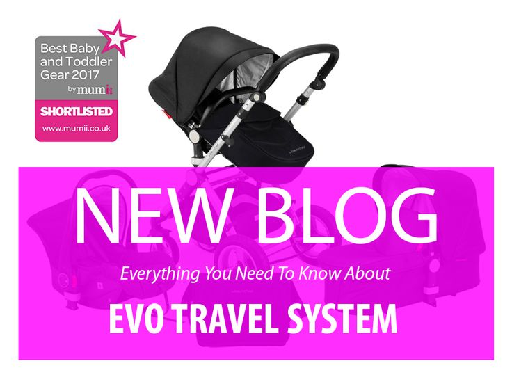 Are you looking for a travel system pram but not too sure where to start and what to look out for? In this blog, you will find out everything about Uberchild EVO Travel System along with tips on how to choose a perfect travel system for your baby.