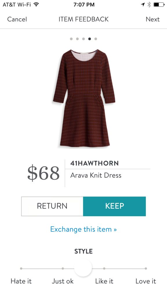 41Hawthorn Arava Knit Dress Review: https://www.asprinkleoflife.com/2016/11/stitch-fix-falling-into-style/