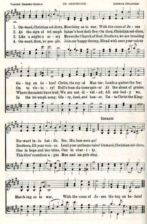 old hymns listen online