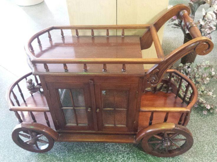 Tea Cart Carriage antique appraisal | InstAppraisal