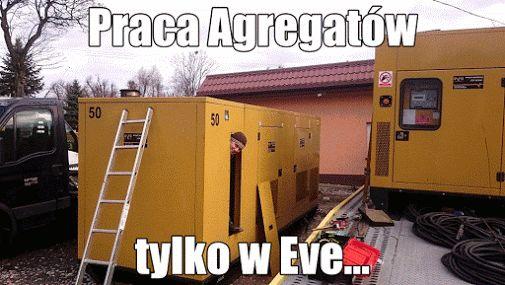 Agregaty w Eve Energy...