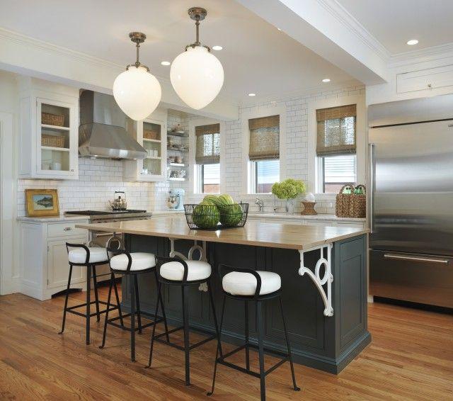 Kitchen Renovation Trends 2015 27 Ideas To Inspire: 22 Best Freestanding Kitchen Island Breakfast Bar Images