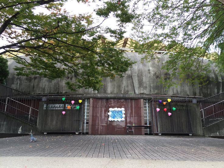 写真の場所がUBC-jam vol.30の入り口となります🌝 UBC-jam vol.30は14:00開場、15:00開演となります!暖かくしてお越しください🍂