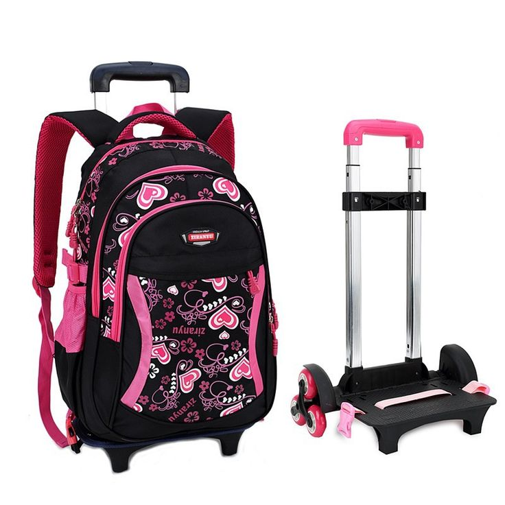Trolley School Bag with Wheels Backpack Children Travel Bag Rolling Luggage Schoolbag for Kids Backpack Bolsas Mochilas Bagpack-in School Bags from Luggage & Bags on Aliexpress.com | Alibaba Group