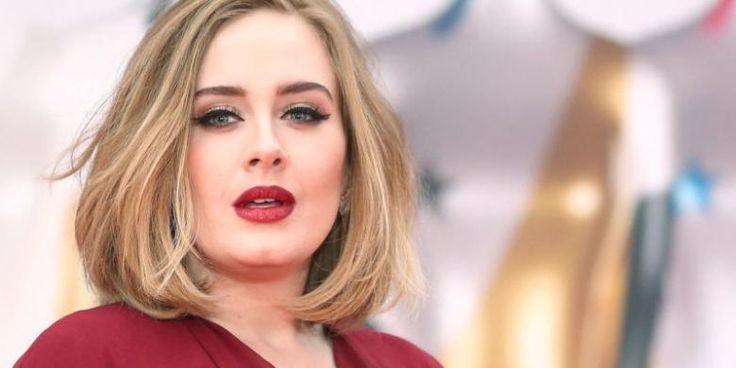 Rahasia Rias Mata Cantik dan Tajam Penyanyi Adele - Kompas.com
