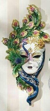 Porcelain Masks Decoration Fair 70 Best Mirror Mask Images On Pinterest  Venetian Masks Carnival Decorating Design