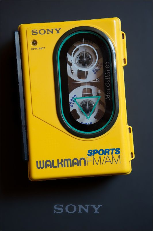 Sony Walkman - This is the one I had.