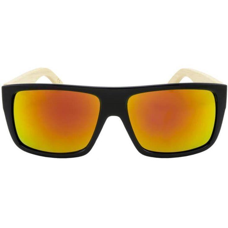 Γυαλιά ηλίου με ξύλινους βραχίονες από bamboo και με φακούς καθρέφτες σε 3 εντυπωσιακά χρώματα. Προστασία UV400 πάντα στις καλύτερες τιμές. Διάλεξε τα δικά σου!