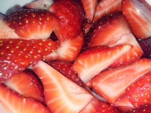 Strawberries in the Garden  extension.usu.edu