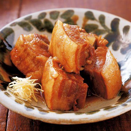 ラフテー | コウケンテツさんの角煮・煮豚の料理レシピ | プロの簡単料理レシピはレタスクラブニュース