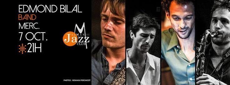 Siman Jazz Club - Bordeaux  Mercredi 7 octobre 2015