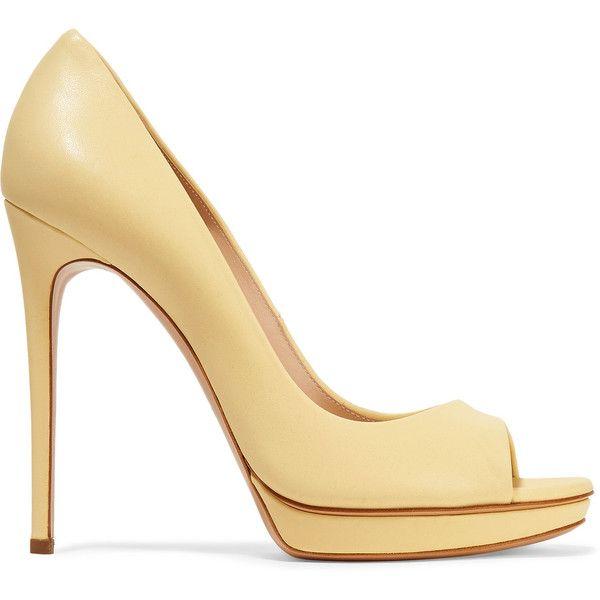 Best 25  Yellow heeled sandals ideas on Pinterest | Yellow heels ...