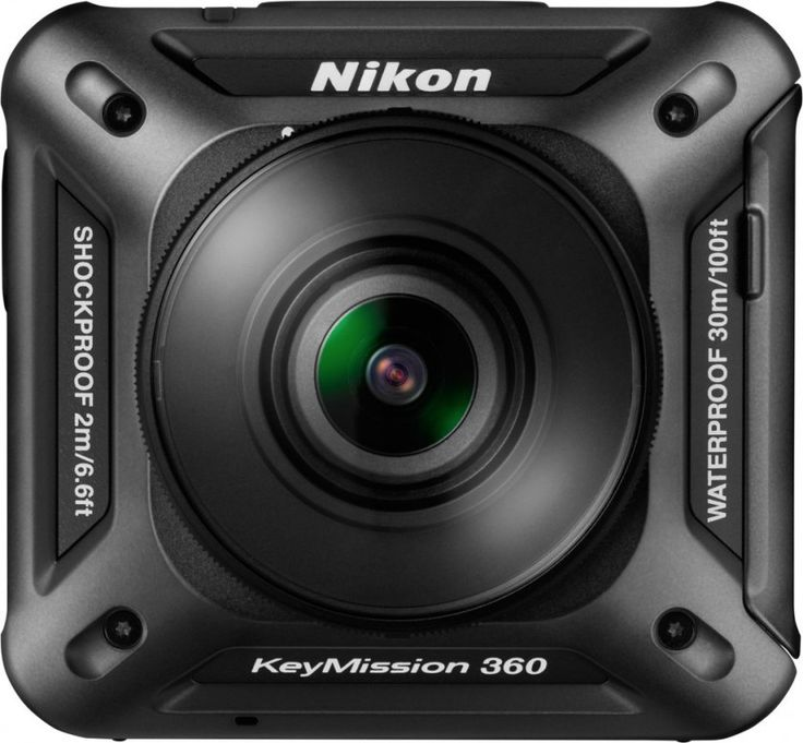 #Nikon, the world leaders in imaging and optics products, unveiled their first ever 360-degree focusing, live-in action camera- Key Mission 360, at #CES 2016, in Las Vegas.