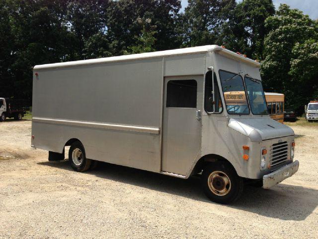 1986 Chevrolet Step Van  Used Cars For Sale