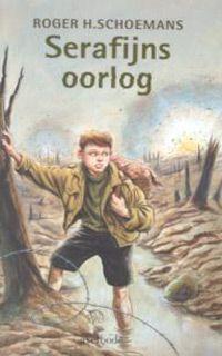 Serafijns oorlog is een boek van Roger H. Schoemans. De 16-jarige Serafijn woont in Dranouter en verkoopt snoep, chocolade en sigaretten aan de soldaten achter het front. Hij ontmoet de jonge Welshman Duffy, een 16-jarige mijnwerker. Ze blijven een tijdje samen in de omgeving van het front.  http://www.wo1.be/nl/literatuur/item/serafijns-oorlog