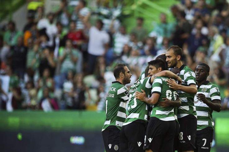 Alan Ruiz chegou a Portugal este ano e revelou que passou por muitas mudanças. O avançado argentino destacou a perda de peso e afirmou que se sente muito m