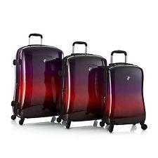 Heys Ombre Sunset Fashion Spinner 3 Peças Conjunto De Bagagem 13075-3159-S3