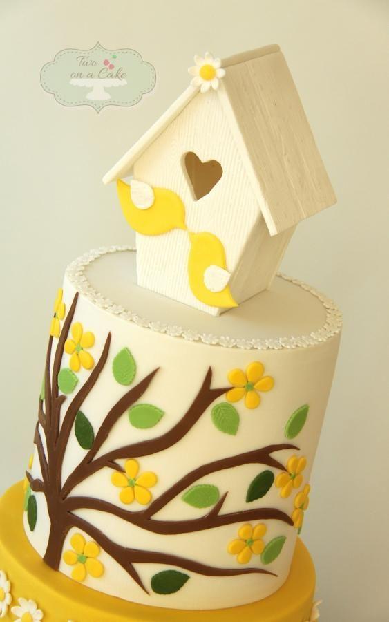 Lemon wedding cake  Cakes & Cake Decorating ~ Dail ~ 162105_Lemon Cake Decoration Ideas