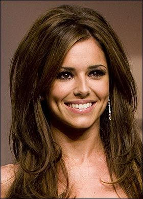 Cheryl Cole is my hair muse.  So, I'll be keeping the look I've sort of always had and just taking up the length! LOL!!