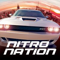 Nitro Nation Online v5.1.5 Apk Mod + Data (Unlimited Booster)
