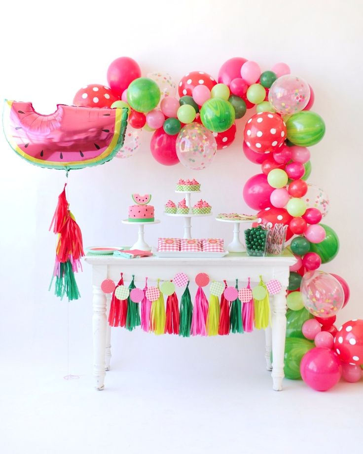 New Party Collection: Sweet Watermelon | happy-wish-company