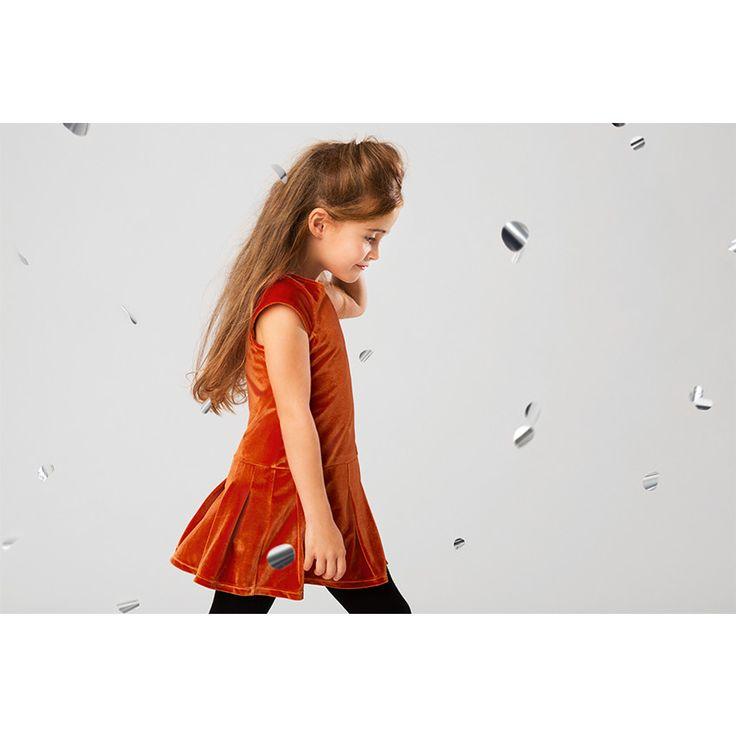 Girl party look, go fast in our shops !  / Rdv vite sur notre site pour découvrir la collection Orchestra ! http://fr.shop-orchestra.com/ #ootd #shopnow #cute #girl #fashiongirls #colorful   #winter 16 !
