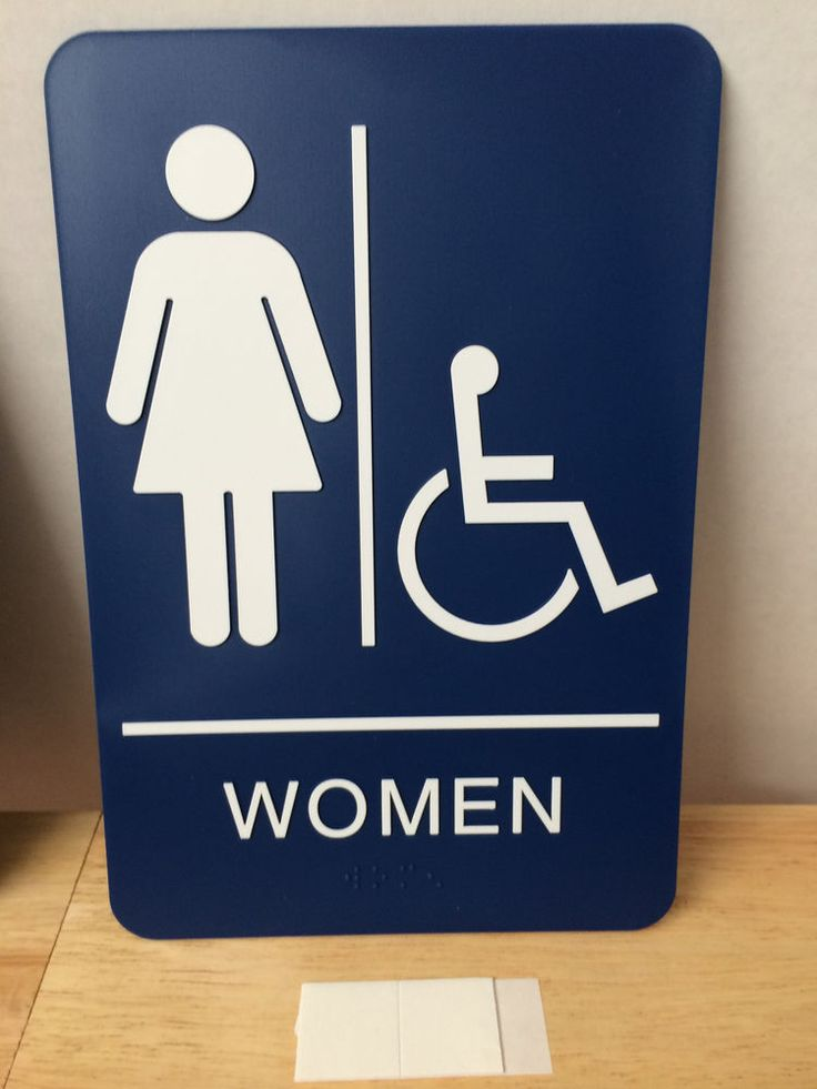 Bathroom Sign Vector Magnificent Decorating Inspiration