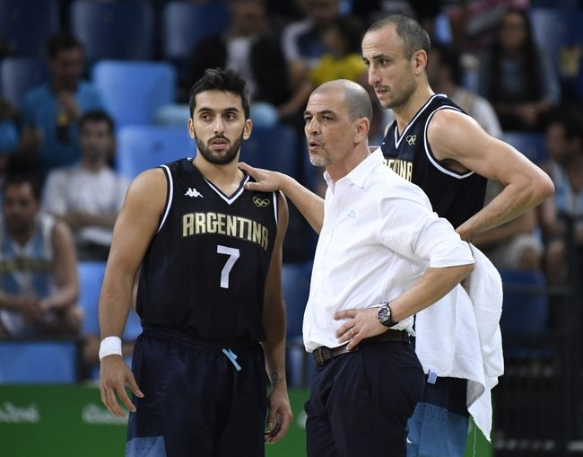 Argentina vs. Croatia - 8/9/16 Men's Basketball 2016 Olympic Games Pick, Odds, and Prediction