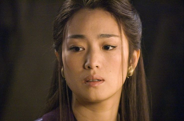 Chinese actress Li Gong http://patricialee.me