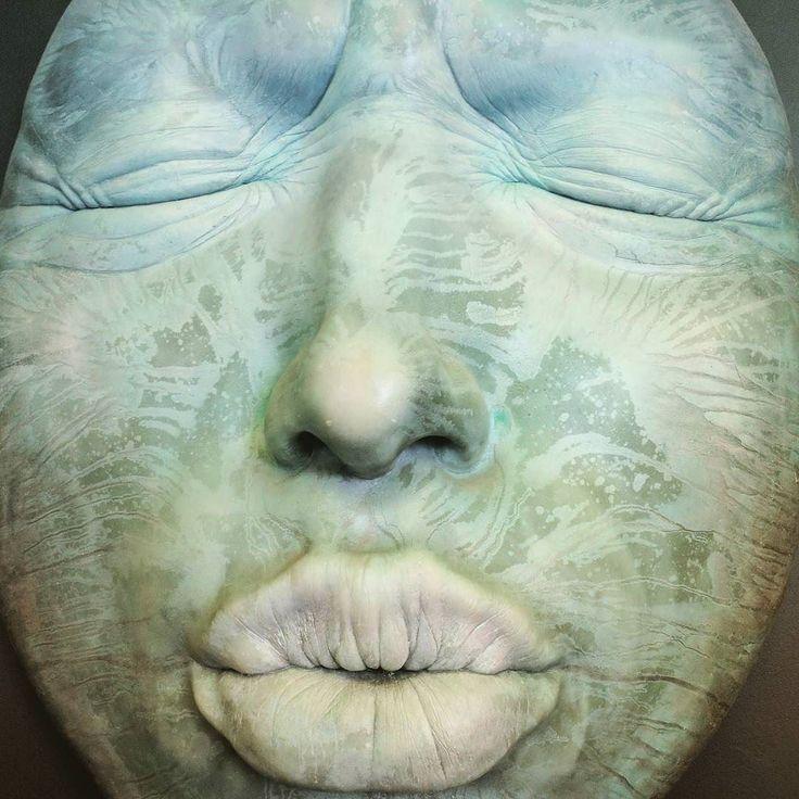 Masken im Hotel The New Yorker entdecken #rosendahl #kunst #pscom