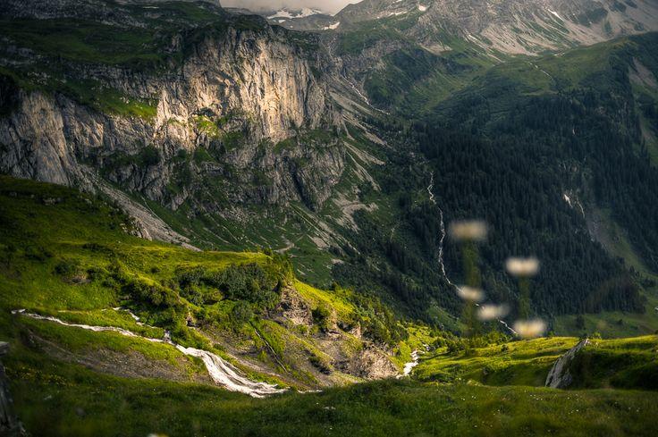 Klausenpass, Switzerland (picture by David Kaplan)