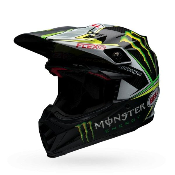 Moto-9 CarbonFlex Pro Circuit