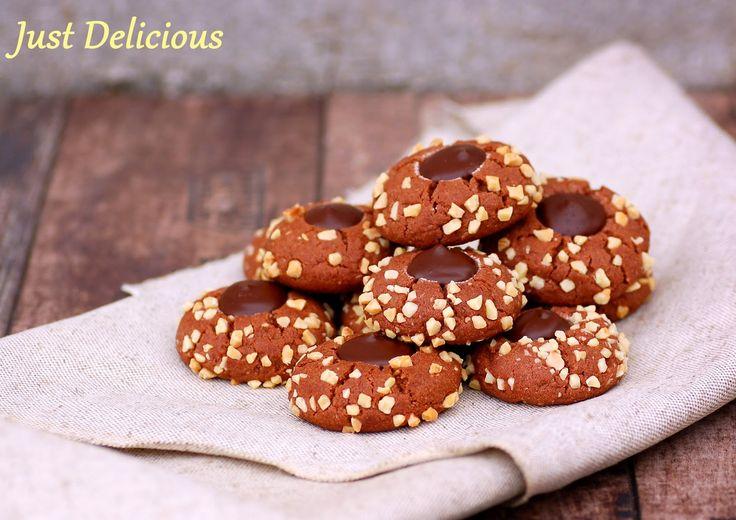 Just Delicious: Čokoládové dukátiky