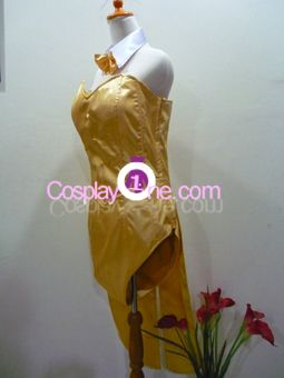 Lois Lane Bunny Cosplay Costume from Smallville side R by Cosplay1