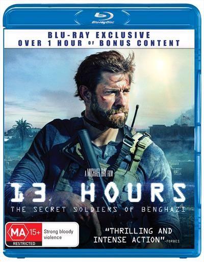 13 Hours - The Secret Soldiers Of Benghazi