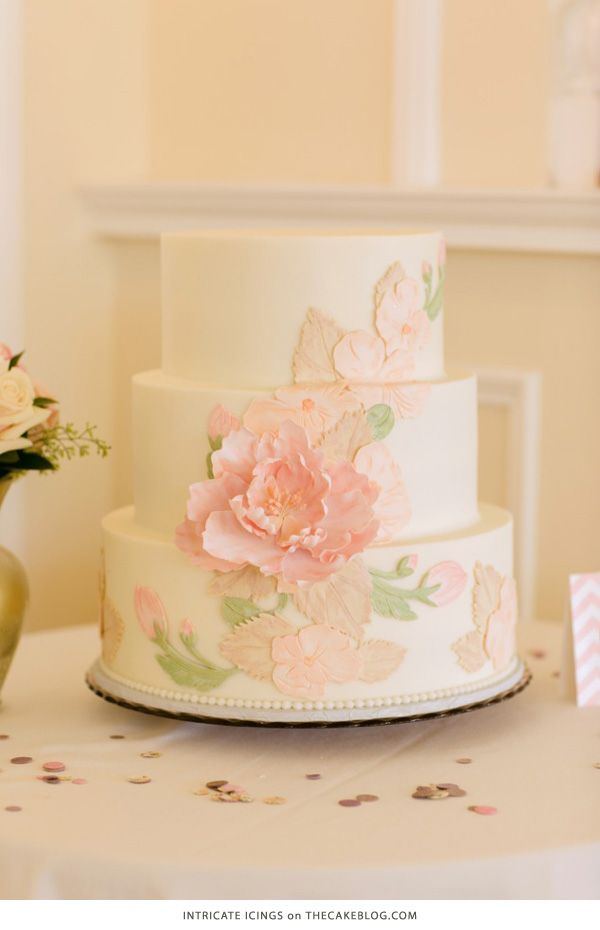 2396 best images about cake on Pinterest Sugar flowers ...