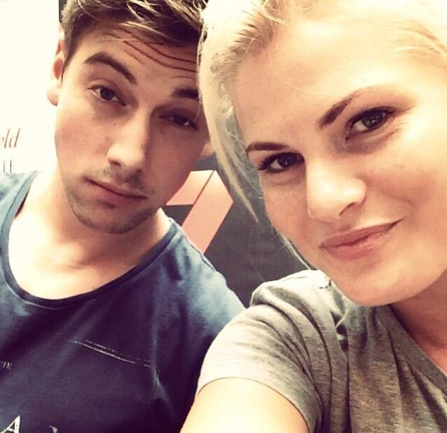 Bonnie Sveen & Lincoln Younes :)