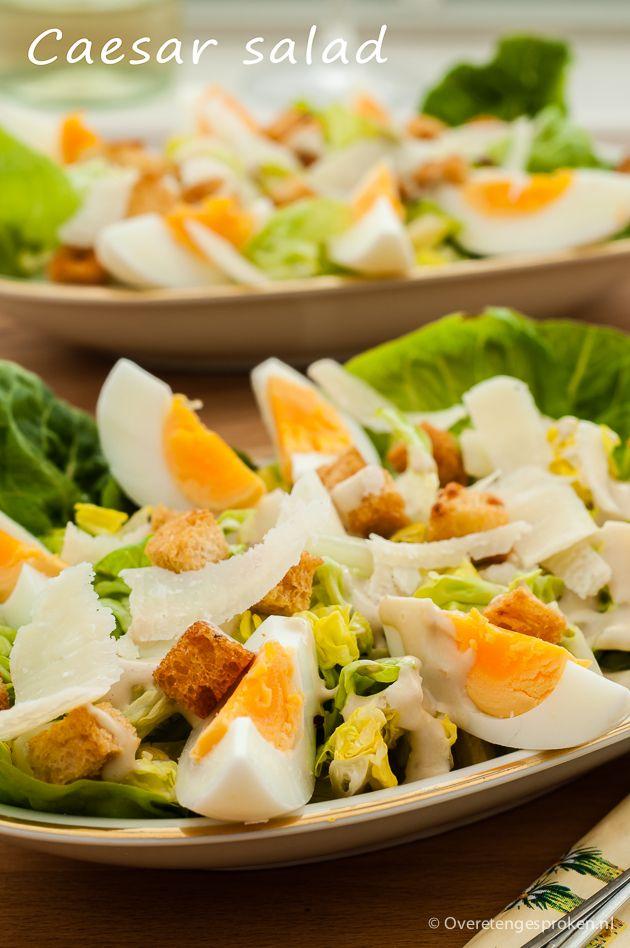 caesar salade klassiek