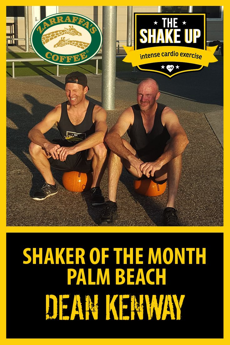 At the Shake UP, we are blessed with a community that is filled with inspiring people that you just want to be around more often! It is our mission to create training communities that influence and inspire through a culture of positive energy. Its guys like Dean Kenway who are bringing the Shake UP vision to life! #Dad #Reefcosa #Getfitfast…