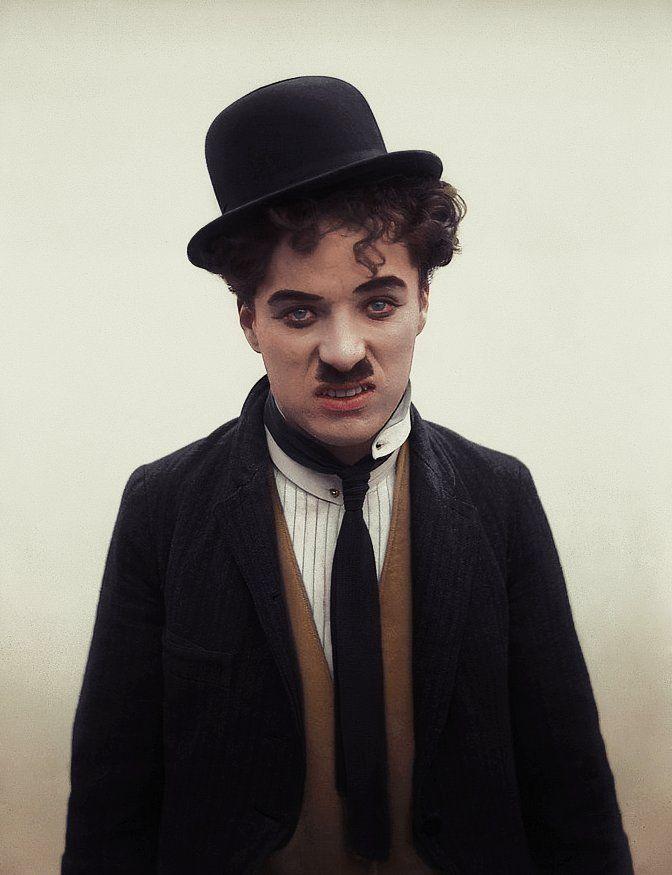 Чарли Чаплин  fafc90a3896